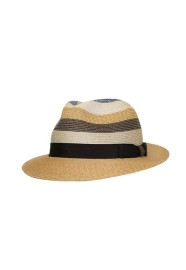 GREVI MULTI NATURAL STRAW HAT