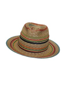GREVI MULTI NATURAL BRILLIANCE STRAW HAT