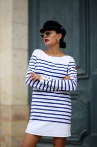 LA MARINIERE FRANCAISE ALICE DRESS
