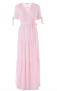 MELISSA ODABASH EMILY DRESS BLUSH