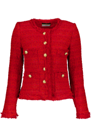 MARUSCHKA DE MARGÒ TWEED RED