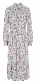 DEA KUDIBAL KRISTEN STRETCH VISCOSE DRESS | FLOWERPOT