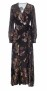 DEA KUDIBAL VIVIAN SILK VISCOSE JACQUARD STRETCH DRESS | TREASURE