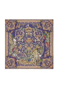 CAMILLA | LARGE SQUARE SILK SCARF | SEVEN DAY WEEKEND