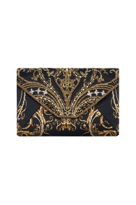 CAMILLA | SILK ENVELOPE CLUTCH BAG STUDIO 54