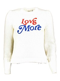 PHILOSOPHY DI LORENZO SERAFINI LOVE AMOR COTTON SWEATER