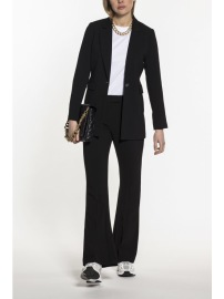 BEAUMONT BLACK SUIT TROUSERS