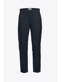 BEAUMONT NAVY SLIM FIT SUIT PANTS