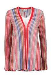 MISSONI KNITTED LONG CARDIGAN