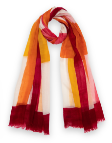 FALIERO SARTI QUEEN LONG WOOL SCARF