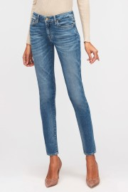 7 FOR ALL MANKIND  PYPER SLIM ILLUSION REALITY LIGHT BLUE