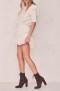 LOVESHACKFANCY NATASHA RUFFLE LACE DRESS