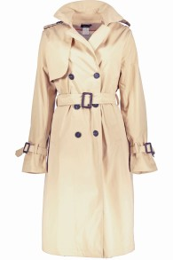 PARIS PICKED COTTON TRENCH