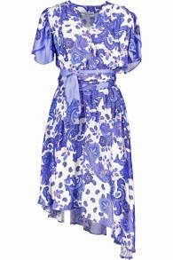 RAVN RAVN PAISLEY FLORAL DRESS