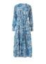MELISSA ODABASH LORIKEET FANTASY DRESS