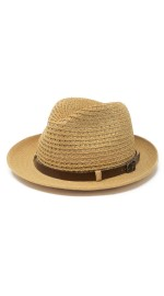 GREVI NATURAL HAT WITH BAND