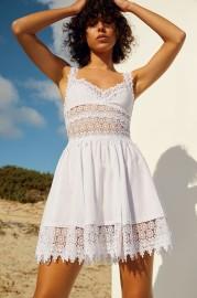 CHARO RUIZ MARILYN SHORT DRESS
