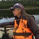 Kaptenen själv Per-Anders i Edevik