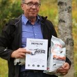 Leif Berglund med 3 UKL