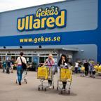Shopping Ullared