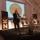 Kulturmiljöfrämjandets Jan Kruhsberg berättade kort om Kulturmiljöfrämjandet och desto mer om hur han har varit med och förvaltat och utvecklat kulturmiljön kring Haneberg Säteri