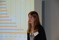 Kultur & Näringslivs vice VD Erica Smeds på Tysk-Svenska Handelskammaren
