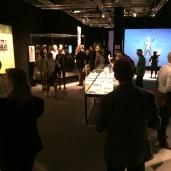 Träffen avslutades med ett besök i utställningen Body Worlds HÄLSA.