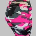 Camo Leggings Pink