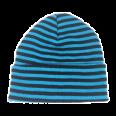 Mössa Svart/Medelhavsblå