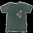 T-shirt Green Barn