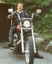 Stolt och korthårig ägare av Harley! Hade jag i många år.