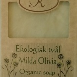 Klockargården tvål Milda Olivia