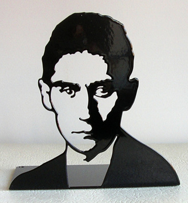 Bokstöd Franz Kafka