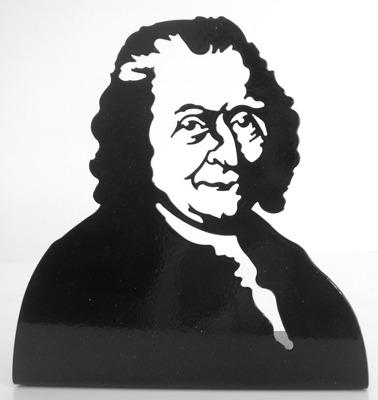 Bokstöd Carl von Linné