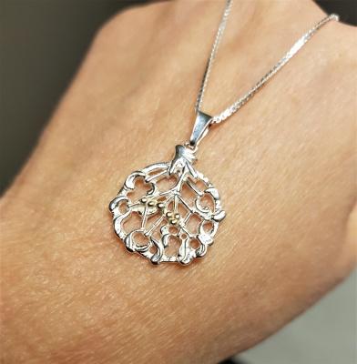 Smyckeshänge - Mistel