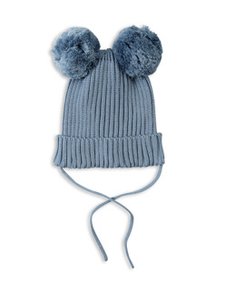 EAR HAT - LIGHT BLUE - Stl 44/46