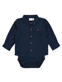 Skjortbody - dress blues - Stl 50