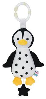 Speldosa - pingvin -