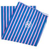 UV-blanket Marin/strong pink 41