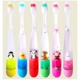 Blinkande tandborste