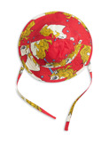 Unicorn Star Sunhat Red