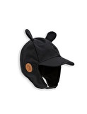 ALASKA EAR CAP - BLACK