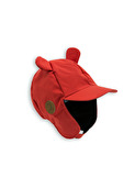 ALASKA EAR CAP - RED
