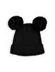 EAR HAT  - BLACK