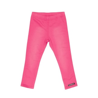 JEGGINGS SWEAT TWILL FLAMINGO - St 80