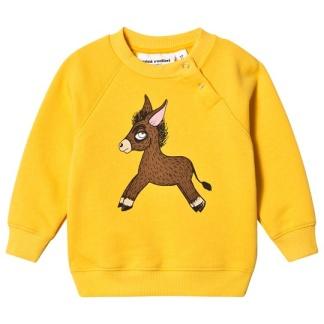 Donkey tröja gul - St 92/98