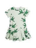 Swallows frill dress