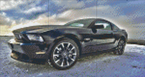Ford Mustang - Ford Mustang - 6 rbp
