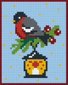 Fågel med lykta - Fågel med lykta
