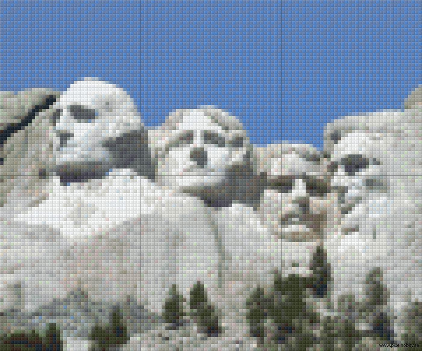 Mount Rushmore 6rbp